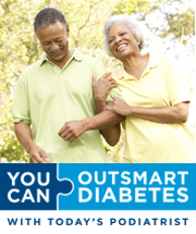 You Can Outsmart Diabetes logo