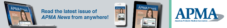 Read the lastest issue of APMA News from anywhere!