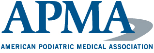 APMA - American Podiatric Medical Association Logo