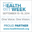 National Health IT Week September 15-19