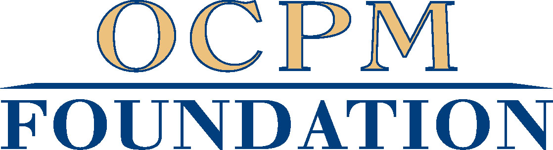 OCPM Foundation Logo
